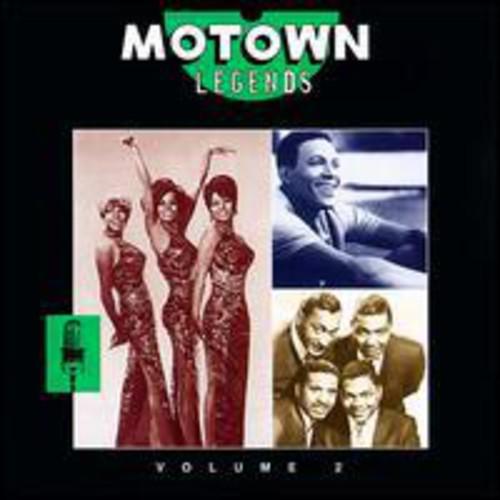 Motown Legends - Vol. 2-Motown Legends