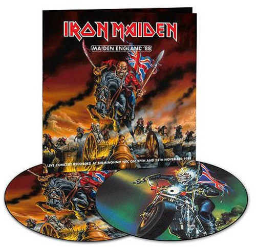 Maiden England: Live [Import]