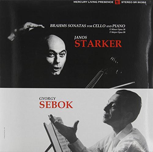 Sonatas for Cello & Piano 1 & 2