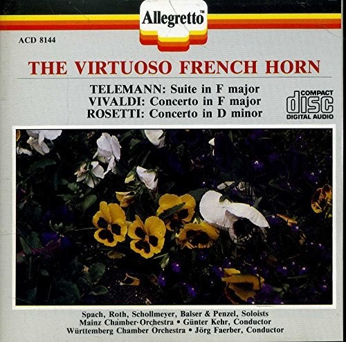 Virtuoso French Horn