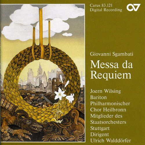 Messa Da Requiem Op 38