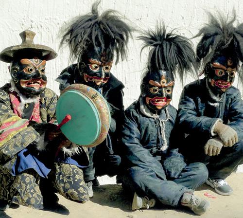 Tibetan Buddhism Trip