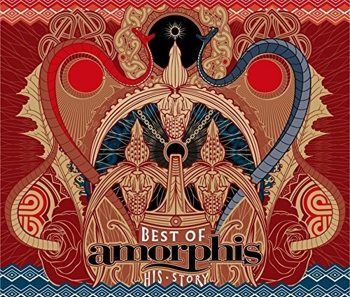 Amorphis - His Story: Best Of
