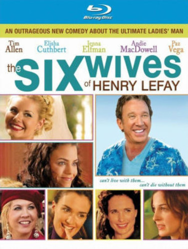 - Six Wives Of Henry Lefay