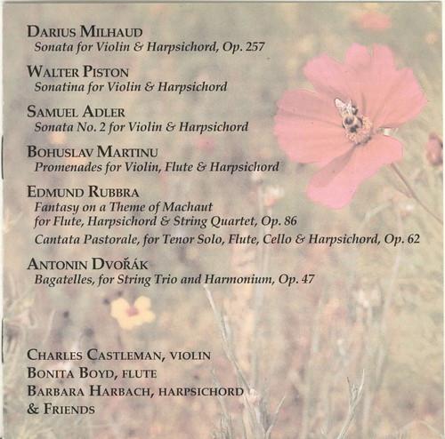 Sonata 2 for Violin & Harpsichord