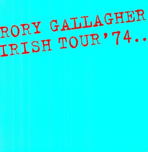 Rory Gallagher - Irish Tour 74 [Import LP]