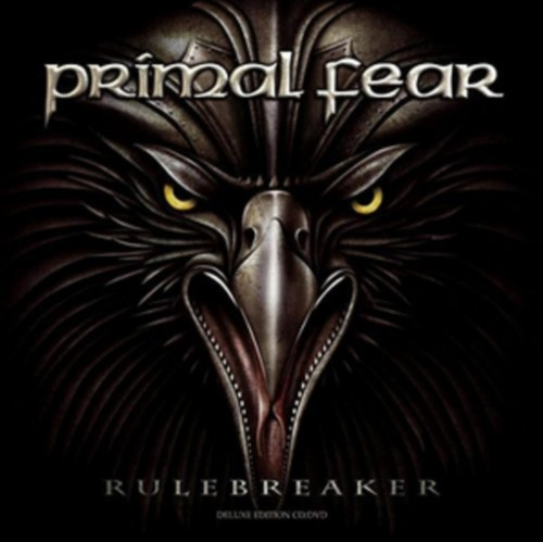 Primal Fear - Rulebreaker [CD/DVD] [Deluxe Edition] [Digipak]