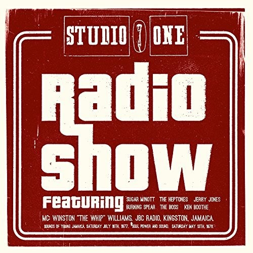 Studio One Radio Show / Various Dig - Studio One Radio Show / Various [Digipak]