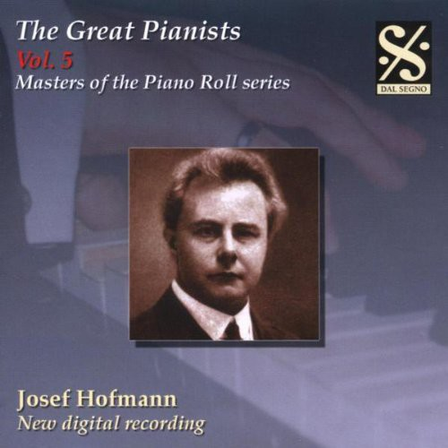 Masters of the Piano Roll: Great Pianist 5