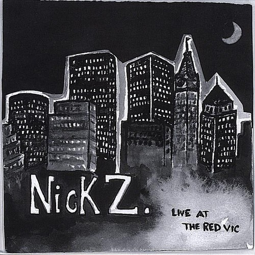 Nick Z-Live at the Red Vic