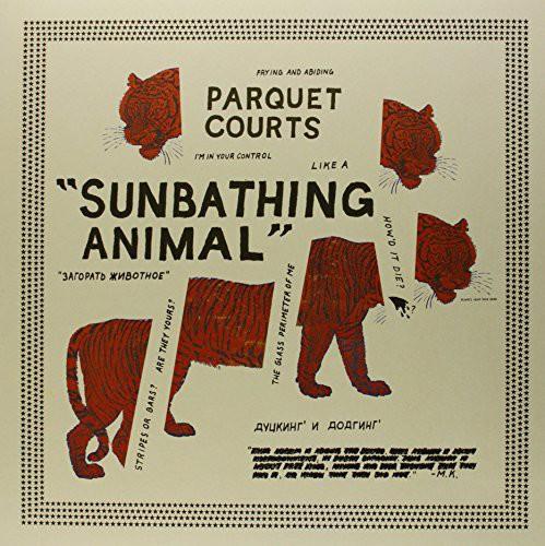 Parquet Courts - Sunbathing Animal [Import Vinyl]