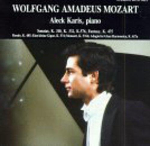 Piano Sonatas in a /  Fantasy in C