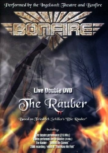 Live Double DVD - The Rauber