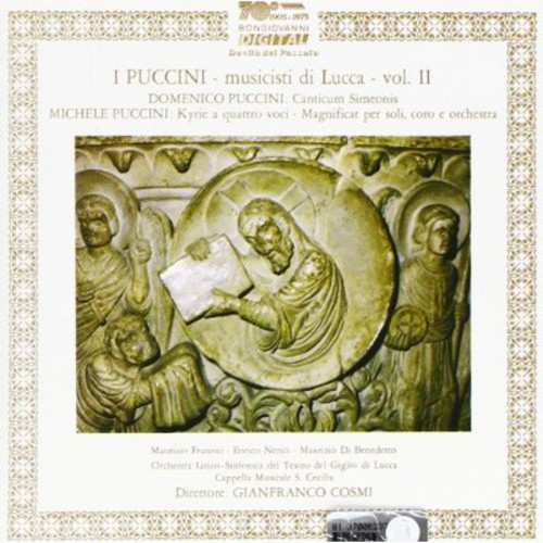 Canticum Simeonis /  Kyrie a Quattro Voci