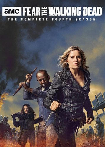 Fear the Walking Dead: The Complete Fourth Season