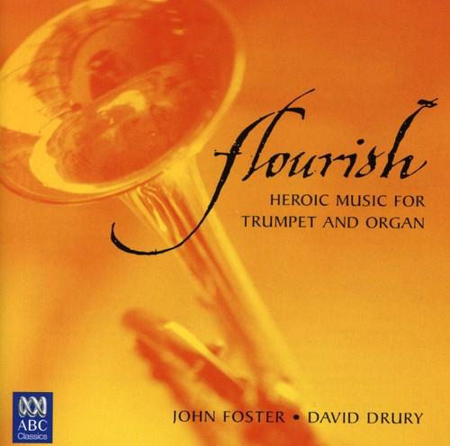 Flourish: Heroic Music from Trumpet & Organ