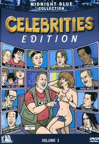 Midnight Blue: Volume 3: Celebrities