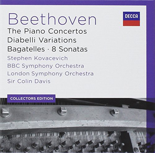 Coll Ed: Beethoven - the Piano Concertos /  Diabell