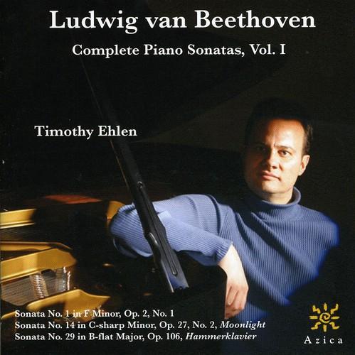 Complete Piano Sonatas 1