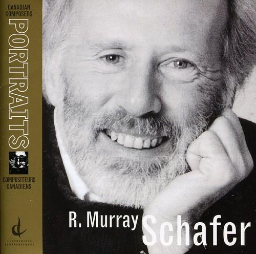 Murray Schafer Portrait