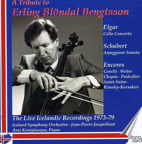 Tribute to Erling Blondal Bengtsson