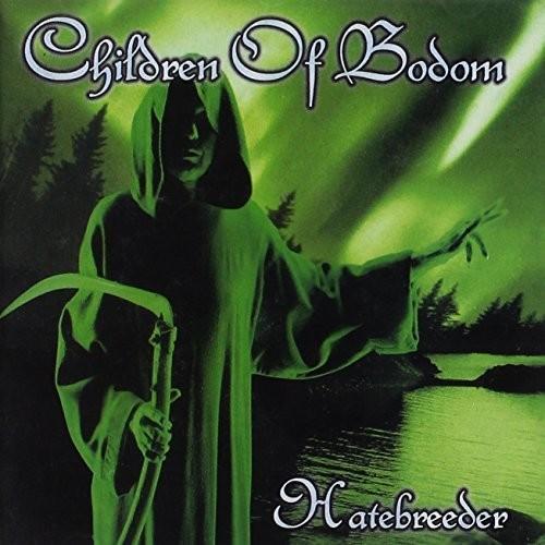Children Of Bodom - Hatebreeder (Asia)