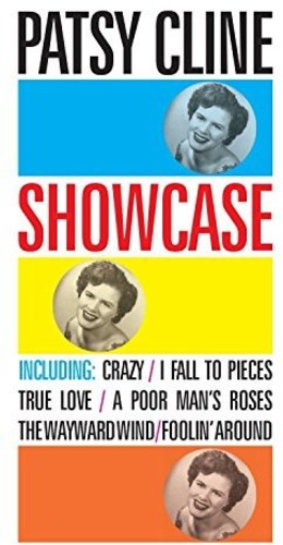 Patsy Cline - Showcase (Uk)