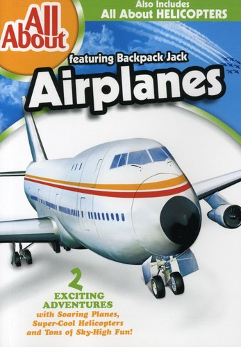 All About Airplanes /  All About Helicopters