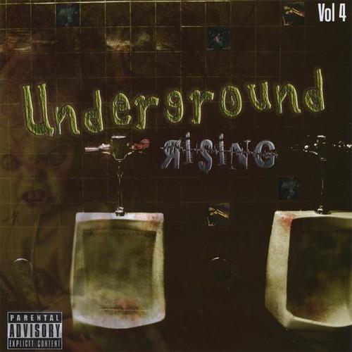Dark Sky Records: Underground Rising 4 /  Various