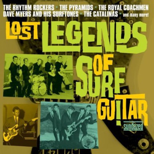 Lost Legends of Surf Guitar /  Various