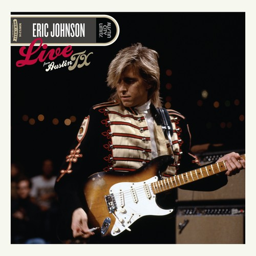 Eric Johnson - Live From Austin, TX [LP]