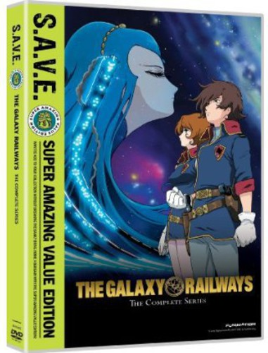 Galaxy Railways: S.A.V.E.