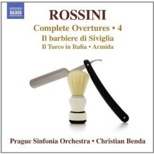 Prague Sinfonia - Rossini: Complete Overtures, Vol. 4