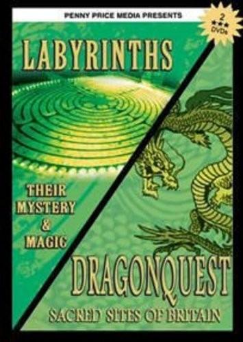 Labyrinths Their Mysteryy & Magic - Dragonquest Sacred sites of Britai