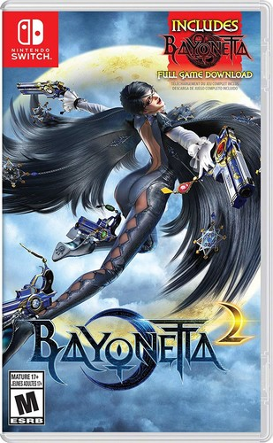 Swi Bayonetta 2 + Bayonetta (Digital Download) - Bayonetta 2 + Bayonetta (Digital Download)