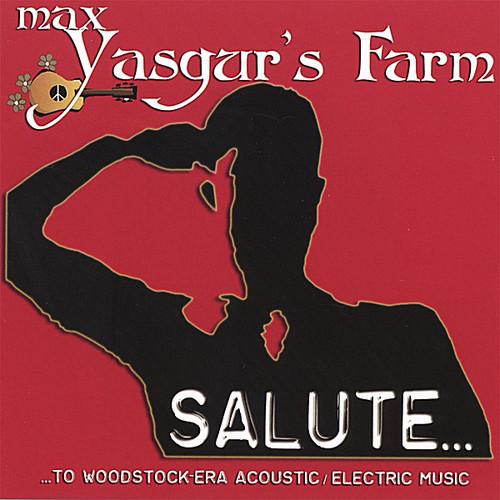 Salute! to Woodstock Era Acoustic Music