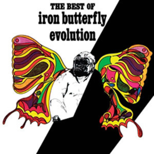 Evolution: The Best Of The Iron Butterfly