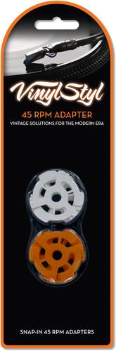 - Vinyl StylT 45 RPM Adapter 10 Pack