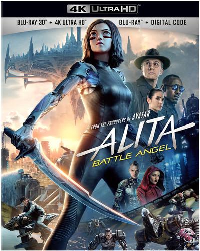 Alita: Battle Angel [Movie] - Alita: Battle Angel