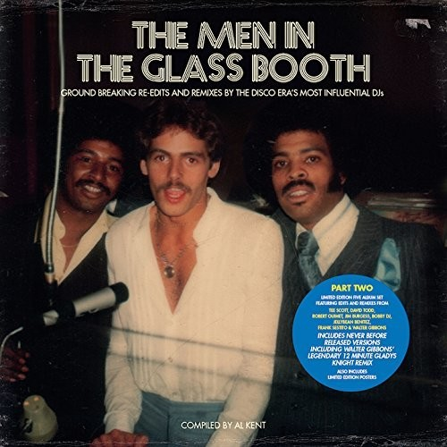 Men In The Glass Booth (part 2) /  Various