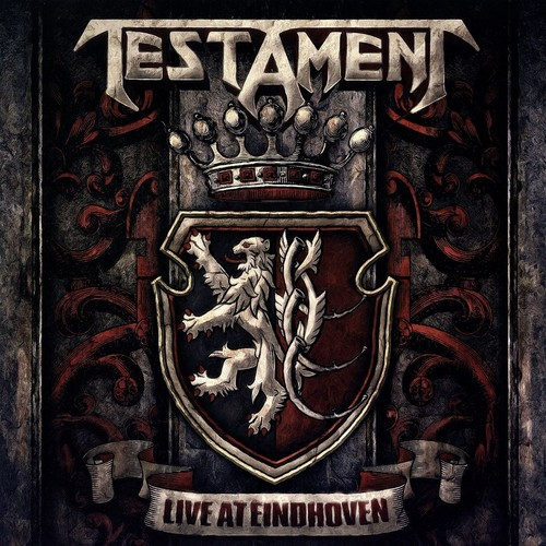 Testament - Live At Eindhoven (Uk)
