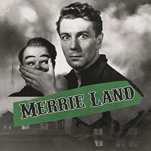 The Good, The Bad & The Queen - Merrie Land [LP]