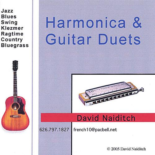 Harmonica & Guitar Duets