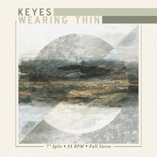 Keyes /  Wearing Thin - Split Ep