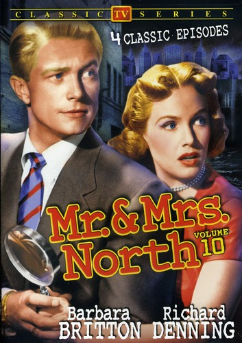 Mr. And Mrs. North: Volume 10