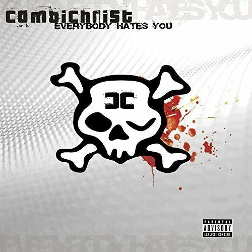 Combichrist - Everybody Hates You [Red/White 2LP]