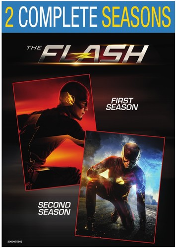 Flash: Season 1 and 2