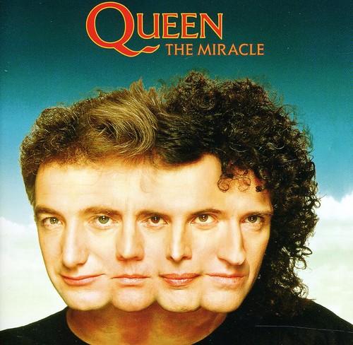 Queen - Miracle [Import]