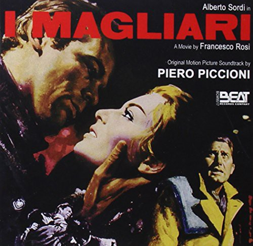 I Magliari (The Swindlers) (Original Motion Picture Soundtrack) [Import]
