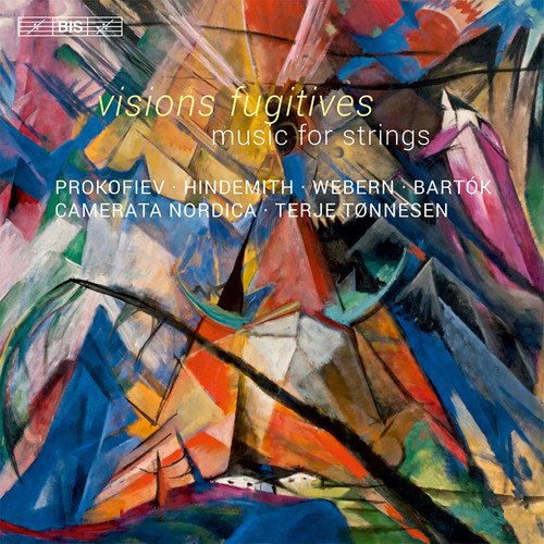 Visions Fugitives-Music for Strings